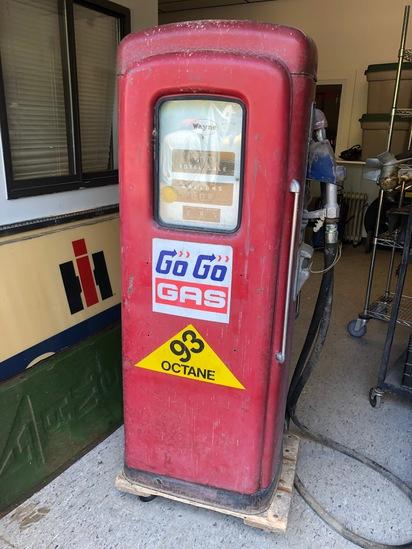 Go-Go Vintage Gas Pump