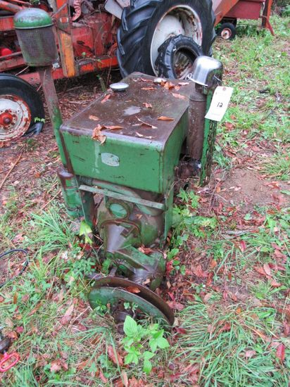 John Deere 2 Cylinder Motor