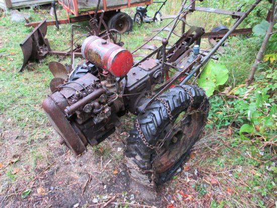 Standard Twin Tractor