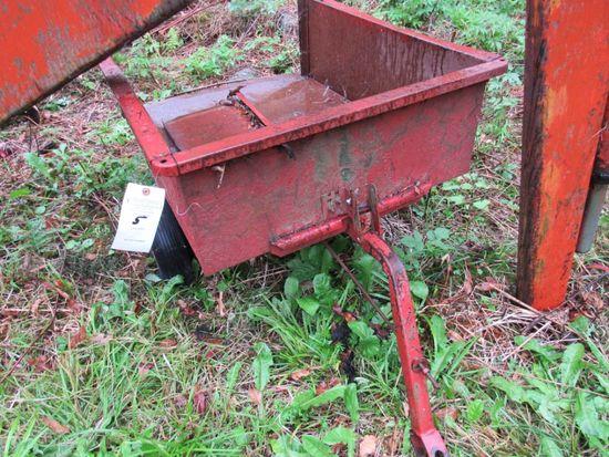 Tow Behind Garden Cart