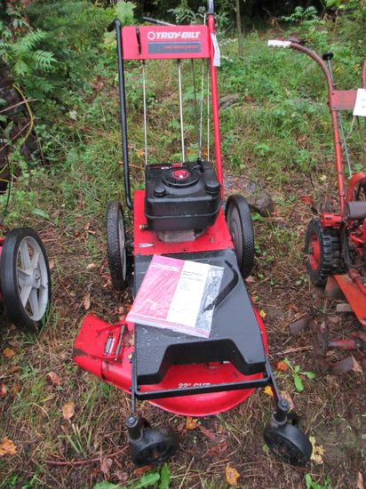 Troy Bilt High Wheel Mower