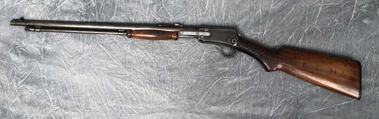 Winchester Model 1906 Slide Action Rifle