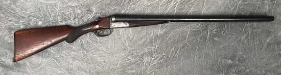 Belgian Side by Side Double Barrel Shotgun