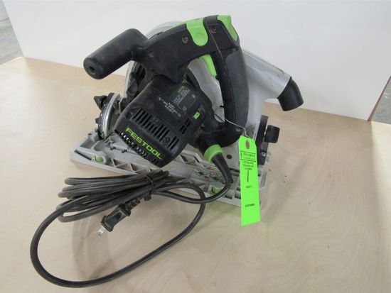 Festool TS75EQ Track Saw