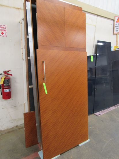Wall Goldfinger Dry Erase Board Cabinet