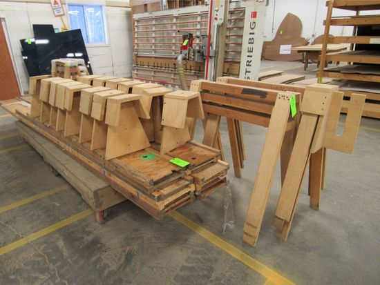 Modular Work Table Set