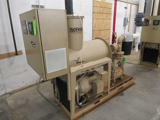 Dekker VMXVFD0453KA1-00 Vac Pump
