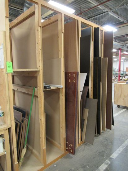 Sheet Goods Rack / Work Station