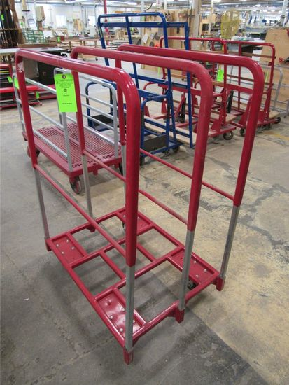 Rolling Panel Cart