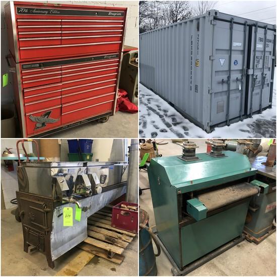 Tools, Equipment & Home Furnishings