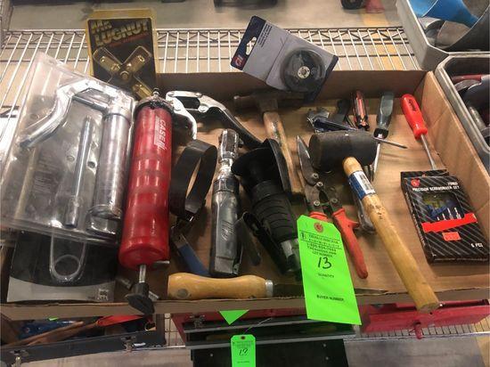 Grease Guns & Shop Tools
