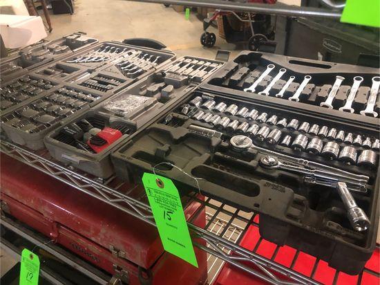 (3) Mechanics Tool Sets