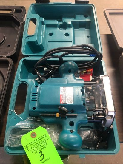 Makita Plunge Router Model 3621