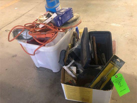 Asst. Handyman's Tools