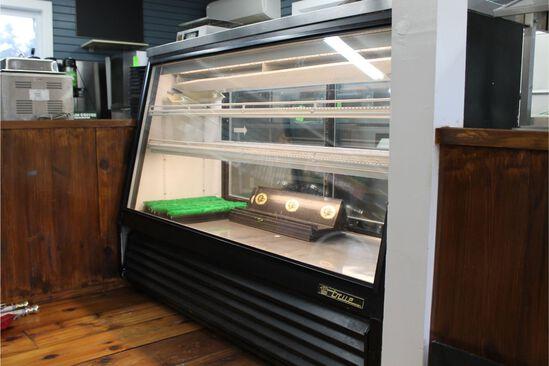 True Refrigerated Deli Case