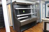 RPI Model SCRMC 7278 R Upright Merchandising Cooler