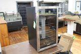 Edgestar Model BWC120SS Countertop Glass Door Cooler