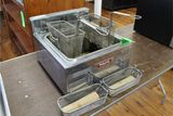 Hotpoint Model HK3 Electric Countertop Fryer