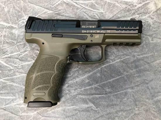 Heckler & Koch Model VP9 Semiautomatic Pistol