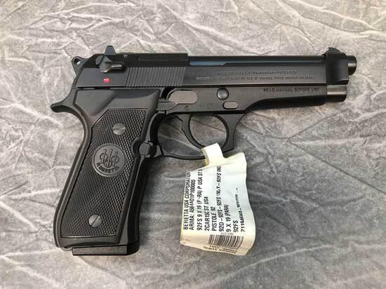 Beretta Model 92FS Semiautomatic Pistol