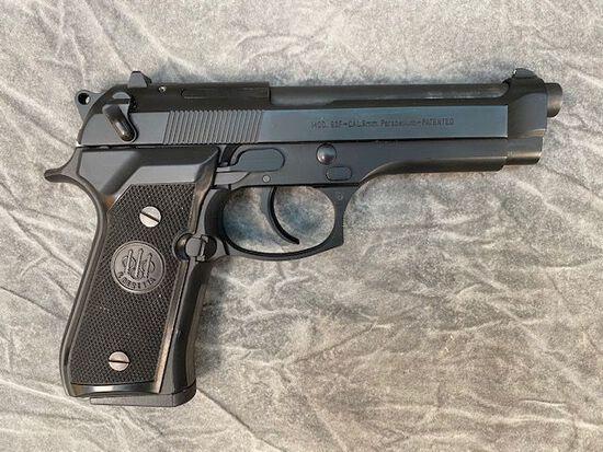 Beretta Model 92F Semiautomatic Pistol