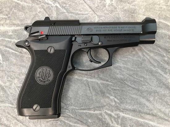 Beretta Model 85FS Semiautomatic Pistol
