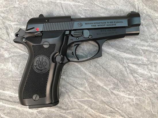 Beretta Model 81FS Semiautomatic Pistol