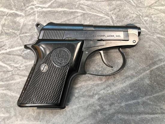 Beretta Model 20 Semiautomatic Pistol