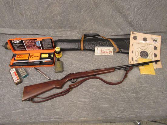 Remington Model 34 Bolt Action Rifle