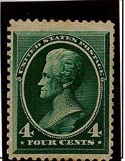 1883 4c Jackson (#211d)