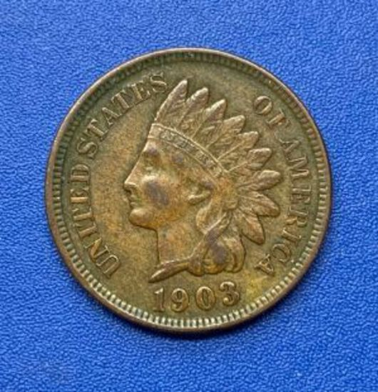 1903 Indian Head 1c