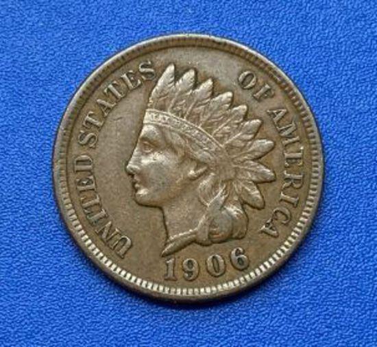 1906 Indian Head 1c