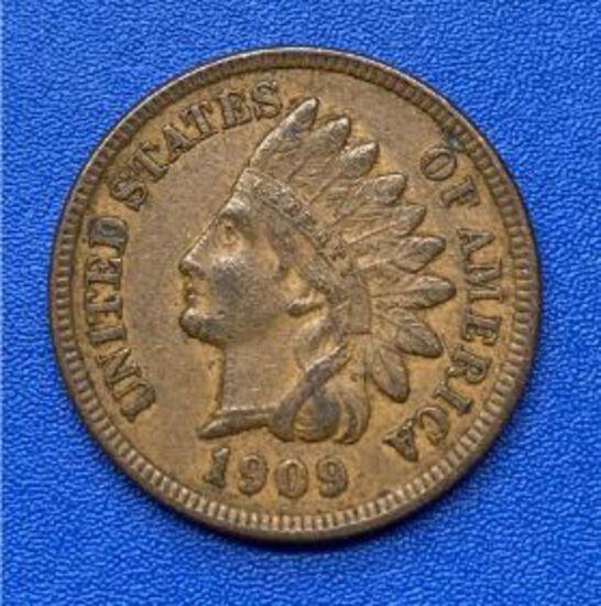 1909 Indian Head 1c