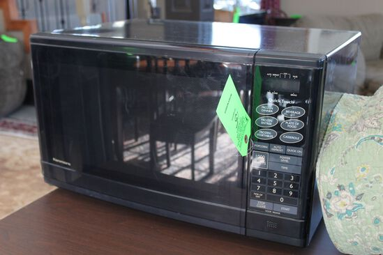 Kenmore Quick-Touch Carousel Microwave