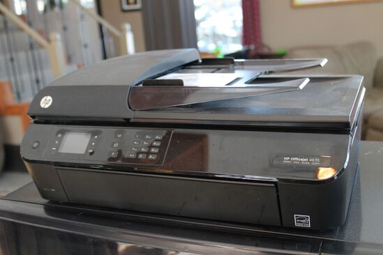 HP Office Jet 4635 Print/Fax/Scan/Copy Machine