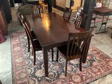 Ashley Dining Table & (6) Chairs