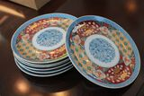 (7) Smithsonian Institution Plates