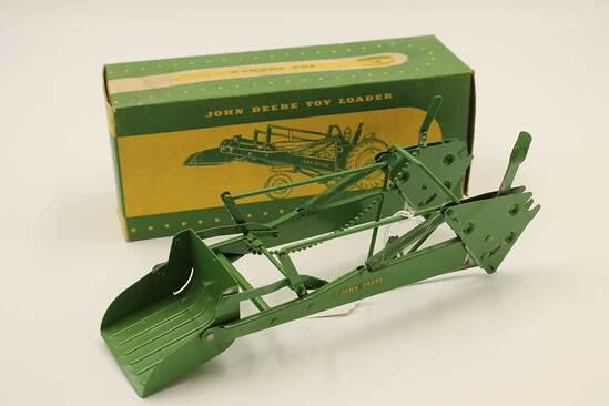 Vintage John Deere Toy Loader