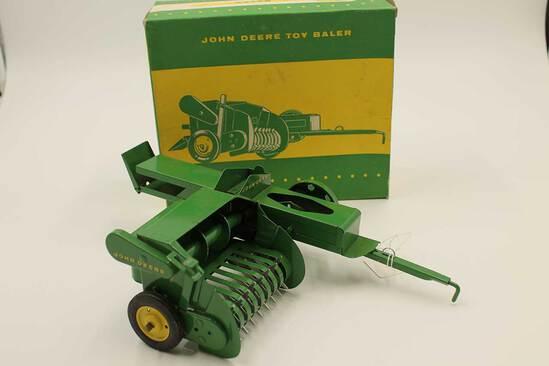 Vintage John Deere Toy Baler