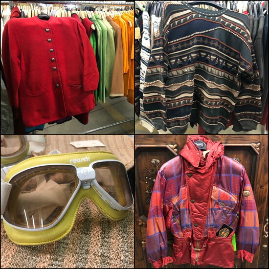 Ski Wear, Outerwear, Clothing & Accessories (1)