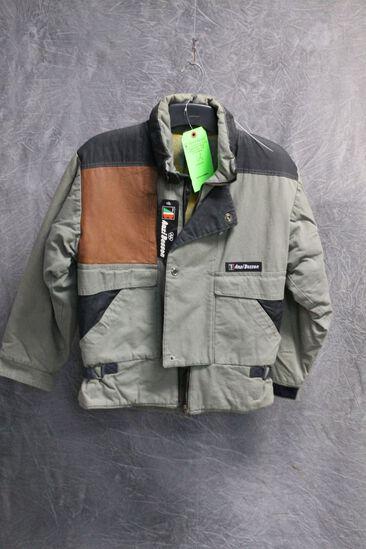 Ansi Besson Lined Jacket