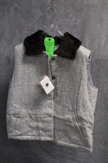 Vampire Linen Lined Vest