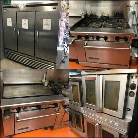 Restaurant Furniture, Fixtures & Equipment