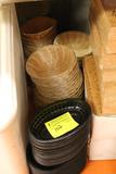 Asst. Food Service Baskets