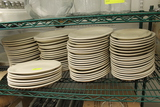 (135+/-) Pieces of Oval China