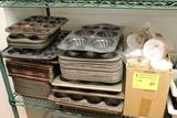 (60) Muffin Tins