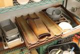 Quantity of Baking Pans