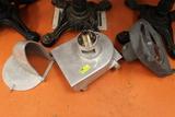 (3) Shredder Attachment Pieces & Parts