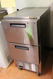 Silver King 2-Drawer Refrigerated Lettuce Crisper/Dispenser