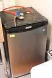 Custom Keg Cooler w/ Dispensing Lines